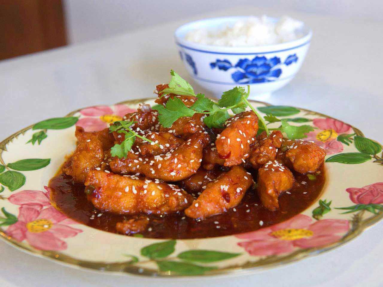 Liu Mandarin Kitchen Old Town Auburn