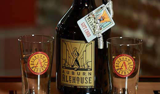 Auburn Alehouse Holiday Gift Guide