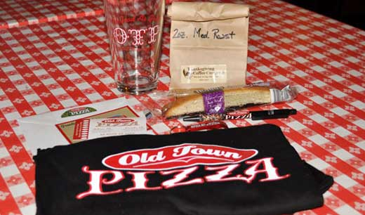 Old Town Pizza Holiday Gift Guide