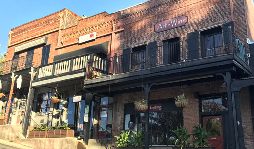 The Undertakers of Commercial Street: Old Town Auburn's Haunted History