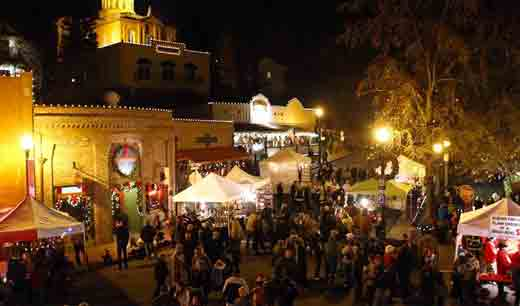 What's New at Old Town Auburn County Christmas This Year