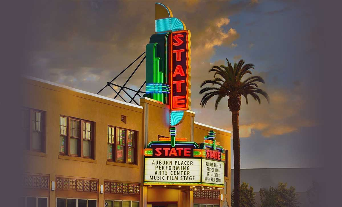 Keep the Historic Auburn State Theatre Open and the Marquee Bright