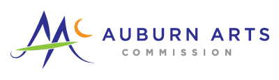 Auburn Arts Commission logo